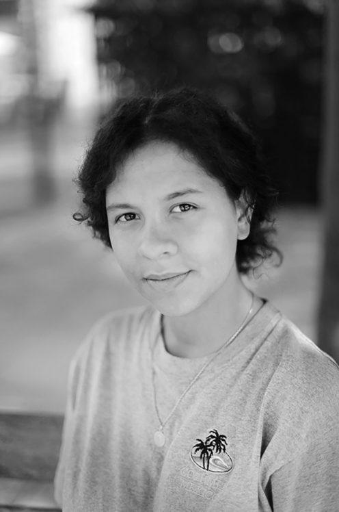 Maelle Corazza, collaboratrice chez Axe Saône, agence d'architecture, paysage et urbanisme à Lyon